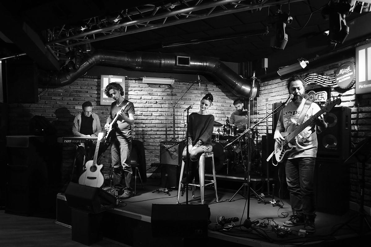 25 Kasım 2015 - IF Performance Hall Ankara